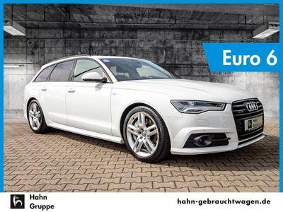 gebraucht Audi A6 Avant 3.0TDI S-Line Climatr LED Navi Pano