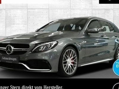 gebraucht Mercedes C63 AMG AMG S T Driversp Perf-Abgas Pano Burmester