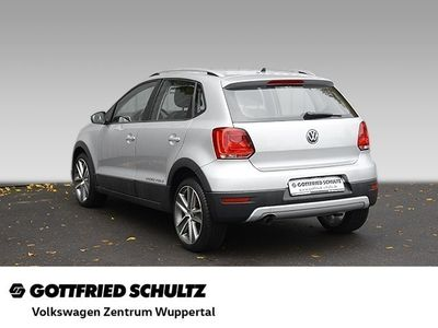 gebraucht VW Polo Cross - Klima,Sitzheizung,Alu,Servo,