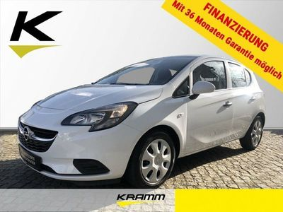 gebraucht Opel Corsa E Selection 1.2 NR Knieairbag RDC Klima ES