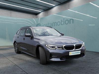 gebraucht BMW 330 330 iA Touring Advantage NAVI+HUD+PDC+LASER+LED