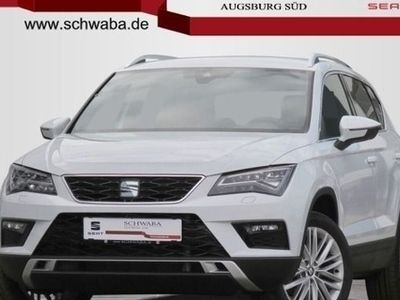 used Seat Ateca XCELLENCE 2.0 TDI 4Drive DSG LED*AHK*5J-G.