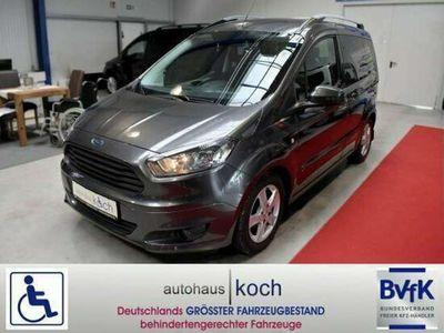 gebraucht Ford Tourneo Courier 1.0 EcoBoost EU6 Trend Sitzheizu