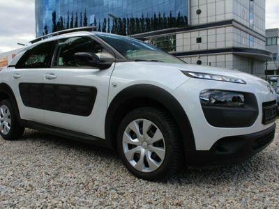 gebraucht Citroën C4 Cactus Feel-110 PS-lückenlos Scheckheft+EXTRA