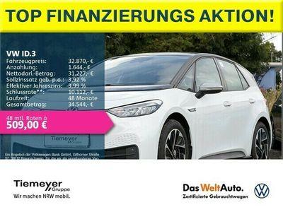 gebraucht VW ID3 Pro Performance 1st Edition LM18 DiscoverProDAB+