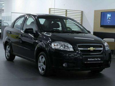 gebraucht Chevrolet Aveo 1.4 LT /AHK LPG -Gasanl./UNFALLFREI !