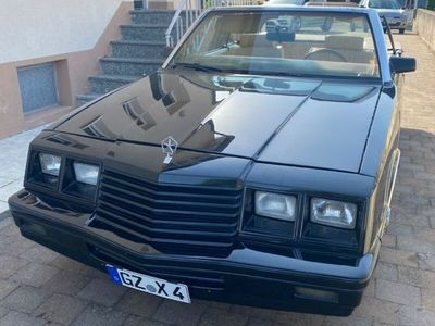 gebraucht Chrysler Le Baron Dodge 600 als Cabrio/Roadster in ichenhausen