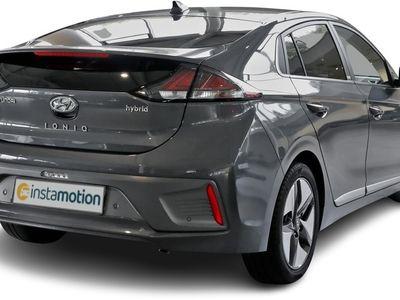 gebraucht Hyundai Ioniq IONIQFacelift Hybrid Schiebedach Apple DAB PDC