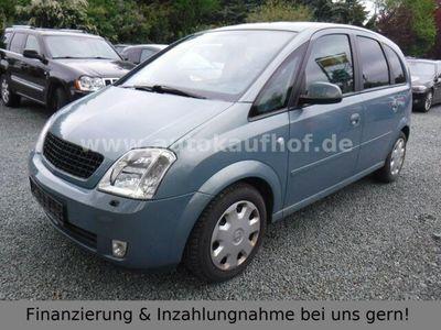 gebraucht Opel Meriva 1.4 Edition