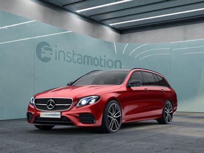 gebraucht Mercedes E53 AMG E 53 AMG 4M+ T AHK Standhz. Abstandstemp. LED PaAMG 4M+ T AHK Standhz. Abstandstemp. LED Pa