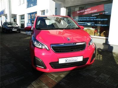 gebraucht Peugeot 108 1.2 VTi Pure Tech Active Klima,SHZ,WR