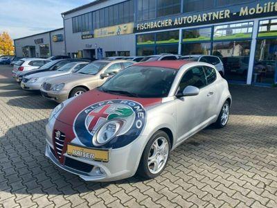 gebraucht Alfa Romeo MiTo Turismo, Klimaautomatik, WR
