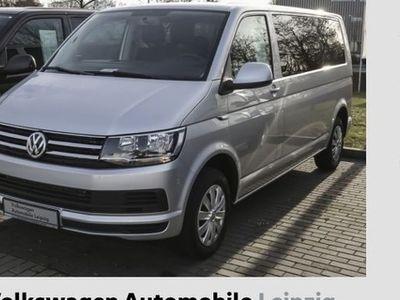gebraucht VW Caravelle T6Comfortline Comftl. LR 2.0 TDI DSG *Navi*AHK*