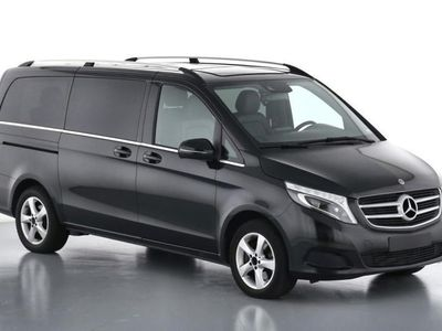 gebraucht Mercedes V250 d Avantgarde ILS-LED/2 elektr. Schiebe.