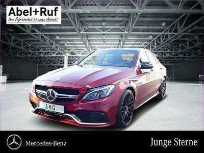 käytetty Mercedes C63 AMG AMG
