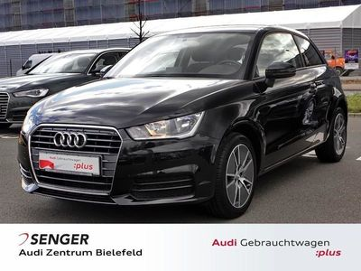 gebraucht Audi A1 1.0 TFSI PDC Klima Alu 16 Zoll Start-Stopp