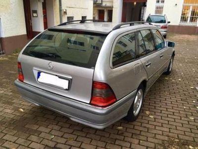 gebraucht Mercedes C180 Mercedes BenzT ELEGANCE (W202) - Nav...