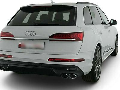 gebraucht Audi SQ7 4.0 TDI Standhzg,7Sitze,Pano,22,HUD