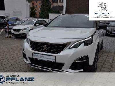 gebraucht Peugeot 3008 1.6 THP 165 Allure GT-Line (EURO 6)