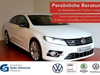 gebraucht VW CC 2.0 TDI DSG R-line Xenon+Navi+ACC+Standhzg.