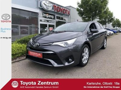 käytetty Toyota Avensis Touring Sports 2.0 D-4D Business Edition