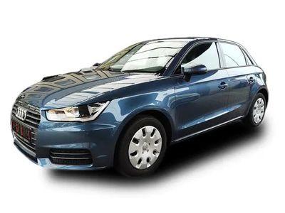 gebraucht Audi A1 Sportback S-tronic TDI (Autom)