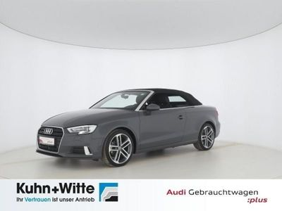 gebraucht Audi A3 Cabriolet sport 35 TFSI 110 kW (150 PS) S tronic