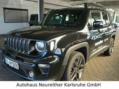 gebraucht Jeep Renegade PHEV S 240PS als SUV/Geländewagen/Pickup in Karlsruhe