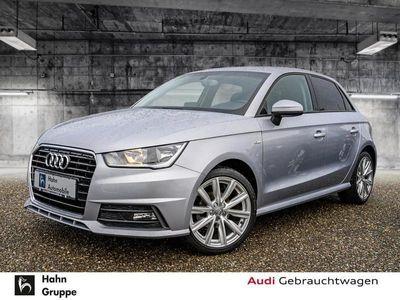 gebraucht Audi A1 Sportback 1.0TFSI EU6 sport Klima Sitzh PDC