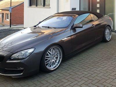 gebraucht BMW 640 Cabriolet i