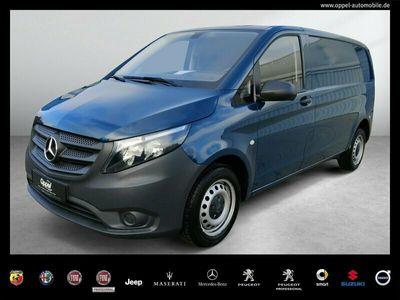 gebraucht Mercedes Vito 111 BlueTEC WORKER Kompakt +AHK+TRENNWAND+