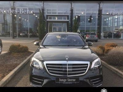 gebraucht Mercedes S560 4M AMG Pano DISTR Massage HUD NachtsichtTV AMG Lin