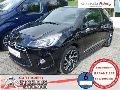 gebraucht Citroën DS3 BlueHDi 100 So Paris Euro 6 KlimaALUUSB usw..