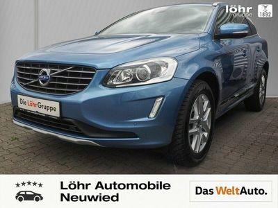 gebraucht Volvo XC60 D4 Summum Automatik / Navi/ Xenon/ Leder als SUV/Geländewagen/Pickup in Neuwied