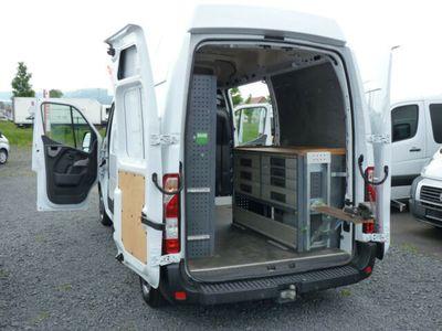 gebraucht Opel Movano 2.3 CDTI L2H3 Klima Werkstatt AHK