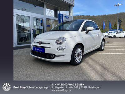 gebraucht Fiat 500 1.2 LOUNGE*NAVI*PDC*LM*KLIMA*ASSISTENTEN*UVM