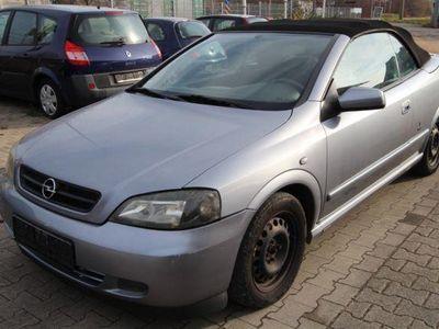 begagnad Opel Astra Cabriolet G 1.6 16V Klima 8-Fach Tüv 01/2020