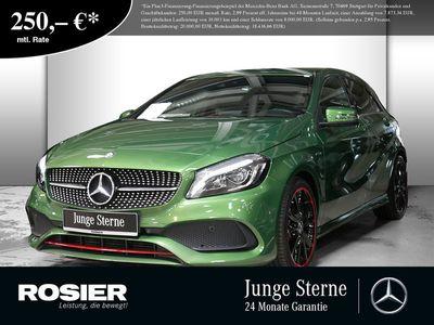 gebraucht Mercedes A250 Sport AMG Line Standhz LED Navi Kamera Sta
