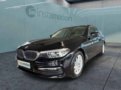 gebraucht BMW 520 520 i Touring EU6d-T Aut Navi HUD Klima