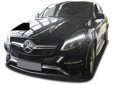 gebraucht Mercedes GLE500 4.7 Benzin