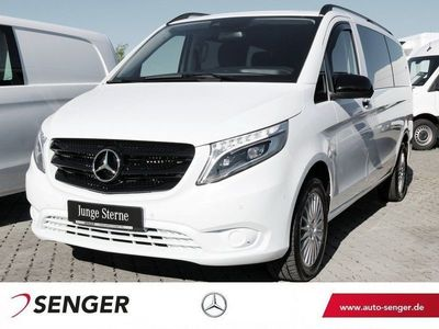 gebraucht Mercedes Vito 119 CDI Tourer 4x4+LED+Navi+7G-Aut.AHK VOLL