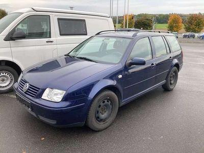 gebraucht VW Bora Trendline Variant 1,6 Klima,2.Hand, unfallfrei!