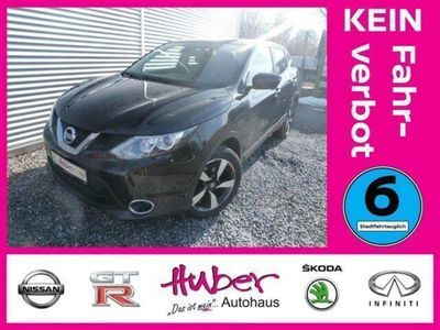 used Nissan Qashqai N-CONNECTA 1.6dCi 131PS (* AUTOMATIK *)