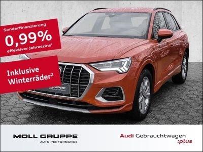 gebraucht Audi Q3 35 TDI advanced S tronic AHK ALU NAVI VIRTUAL LED