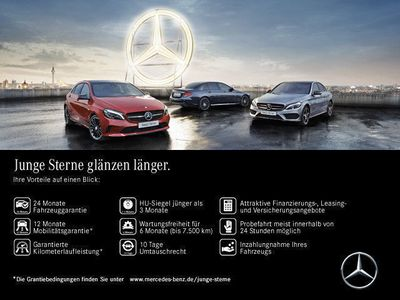gebraucht Mercedes E200 Avantgarde*LED*Kamera*Navi*PDC