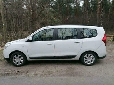 gebraucht Dacia Lodgy LPG