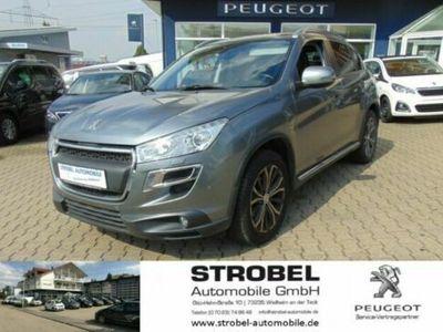 gebraucht Peugeot 4008 Allure/Panorama/Klimaautom./Teilleder/Xenon