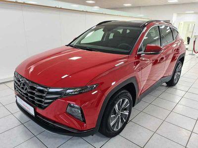 gebraucht Hyundai Tucson 1.6 T-GDi HEV Trend+PANORAMAD.+KRELLSOUND