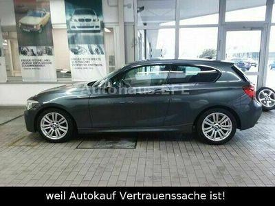 gebraucht BMW 125 Coupé d/M-Sportpaket/NaviPof/LEDER/XENON Schiebedac als Sportwagen/ in Sindelfingen