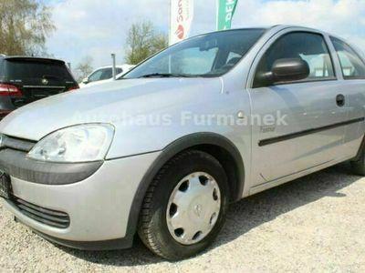 gebraucht Opel Corsa C 1.0 Basis